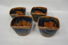 Square Altered Bowls