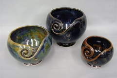 Assorted Yarn Bowls