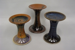 Tall Support Spindle Bowls